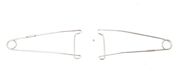 Picture of Jaffe Wire Speculum (Lid Retractor)