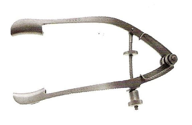 Picture of Lancaster Temporal Solid Blade Speculum